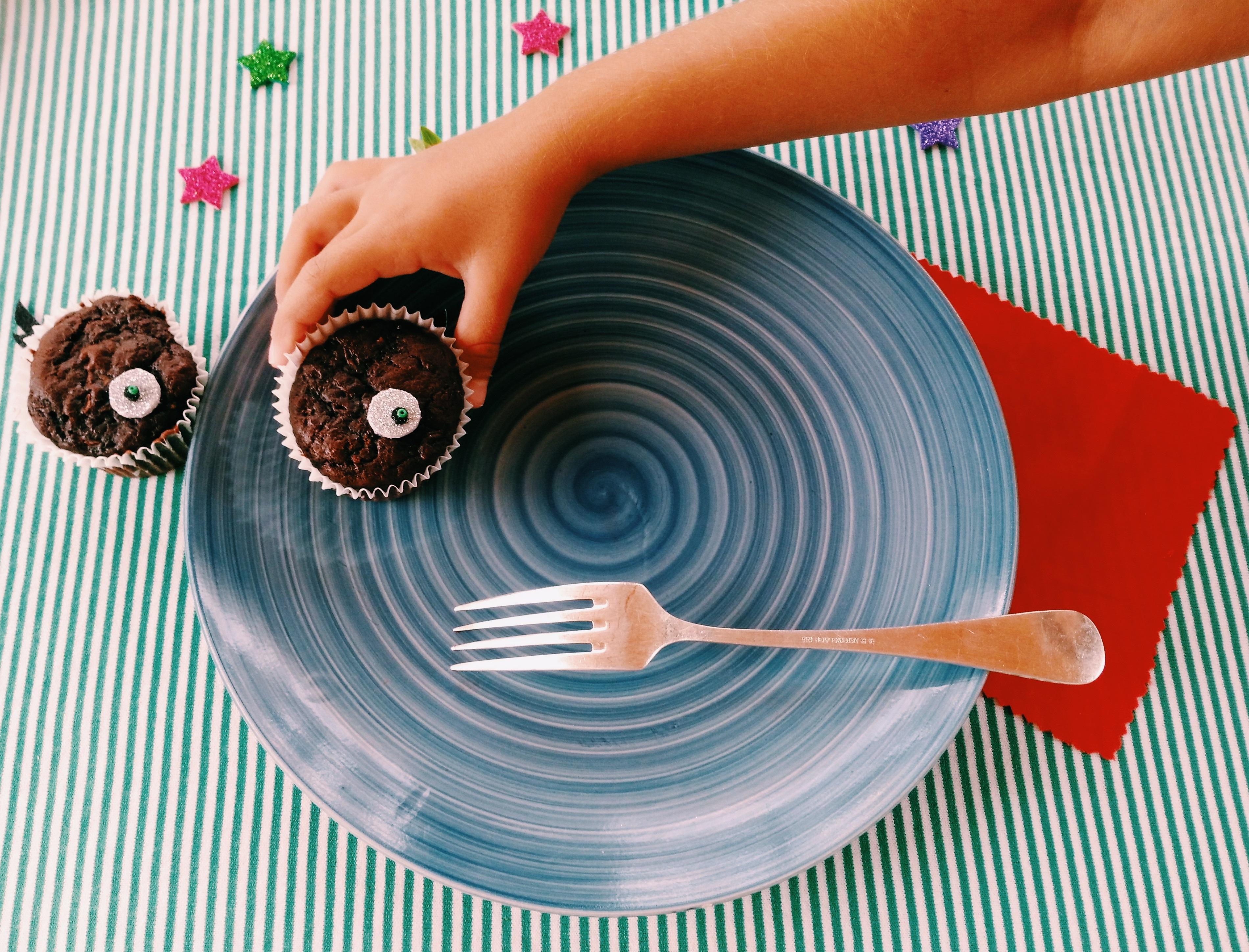 Muffin con le zucchine