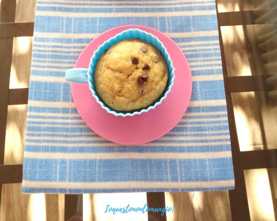 Muffin-banana-e-cioccolato-senza-burro